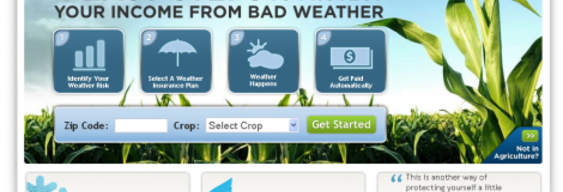 Launch: WeatherBill